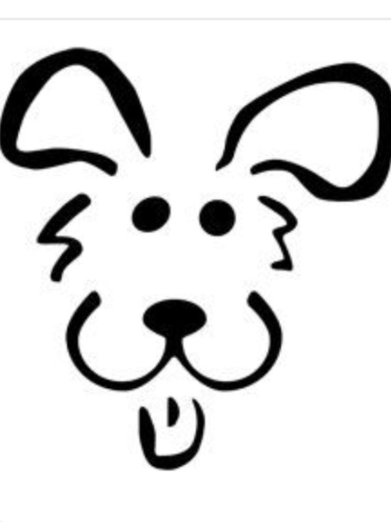 Pinterrica Jestice On Dogs | Dog Stencil, Dog Pumpkin, Pumpkin - Free Printable Pumpkin Carving Templates Dog