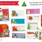 Ponyboy Press   Zine Maker, Design Lover, Dedicated Homebody   Free Printable Customizable Gift Tags
