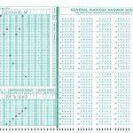 Printable 100 Question Answer Sheet   Printable 100 Question Bubble   Free Printable Bubble Answer Sheets