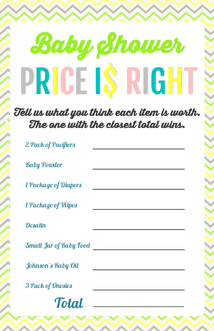 Printable Baby Shower Games | Baby Shower | Baby Shower Printables - Free Printable Baby Shower Games With Answer Key
