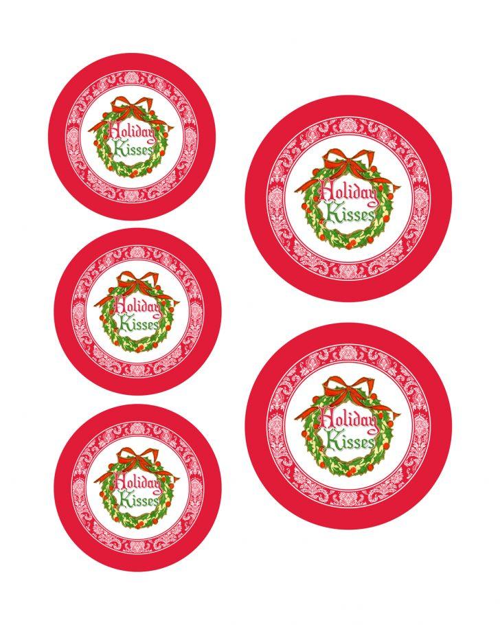 Free Printable Jar Labels Christmas