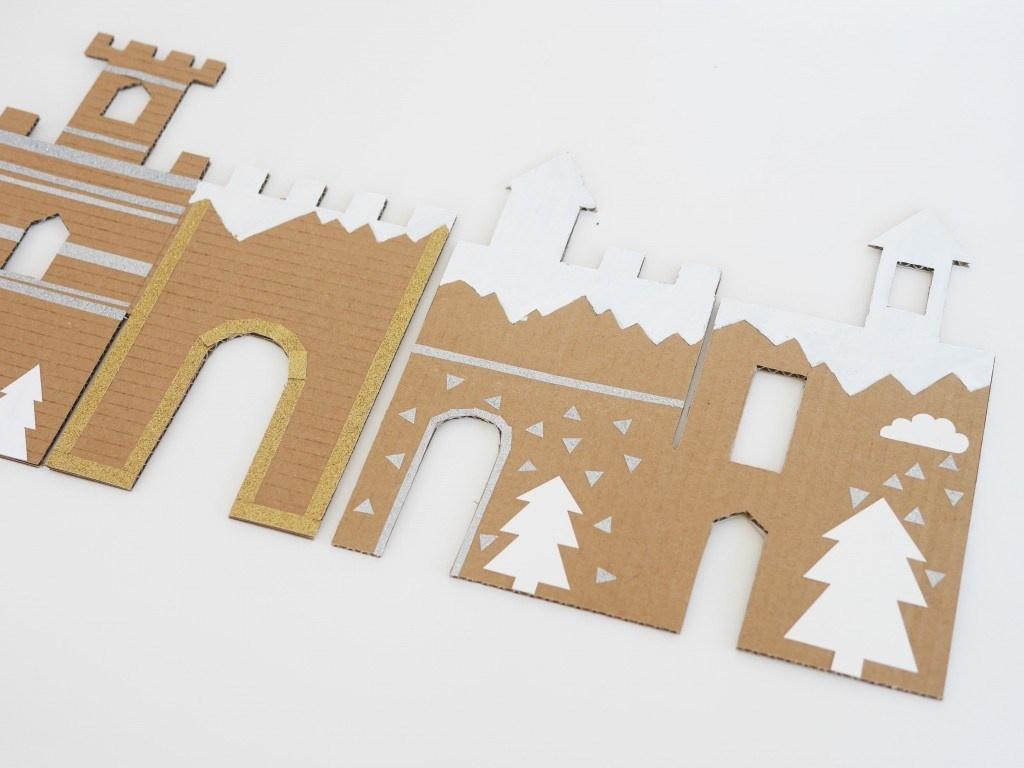 Printable Castle Template. Cars Templates Police Cool Templates Www - Free Printable Castle Templates