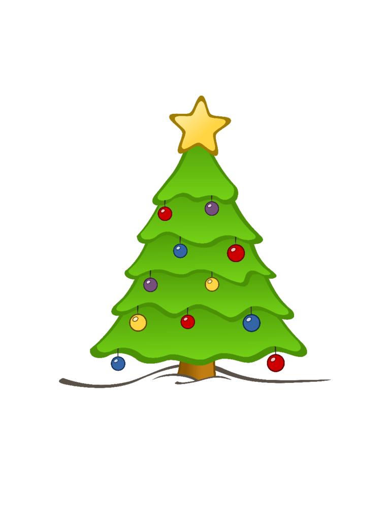 Printable Christmas Tree Template - Edit, Fill, Sign Online   Handypdf - Free Printable Christmas Tree Template