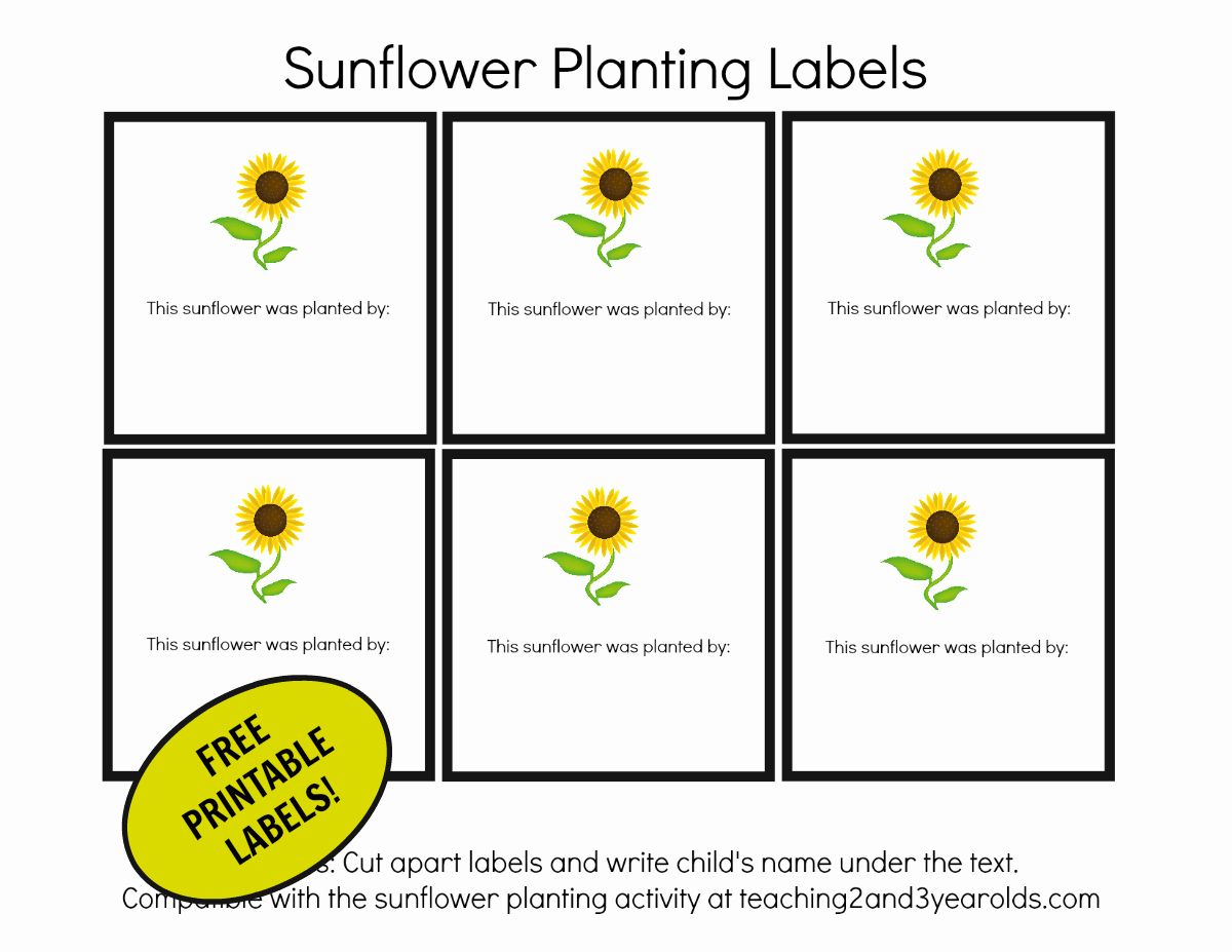 Printable Garden Labels – Rtrs.online - Free Printable Plant Labels