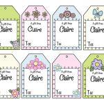 Printable Gift Tags Customized Free Printable Gift Tags Personalized   Free Printable Customizable Gift Tags