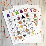 Printable Halloween Bingo   Free Printable Halloween Bingo