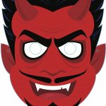 Printable Halloween Masks | Worksheet | Printable Halloween Masks   Free Printable Halloween Face Masks