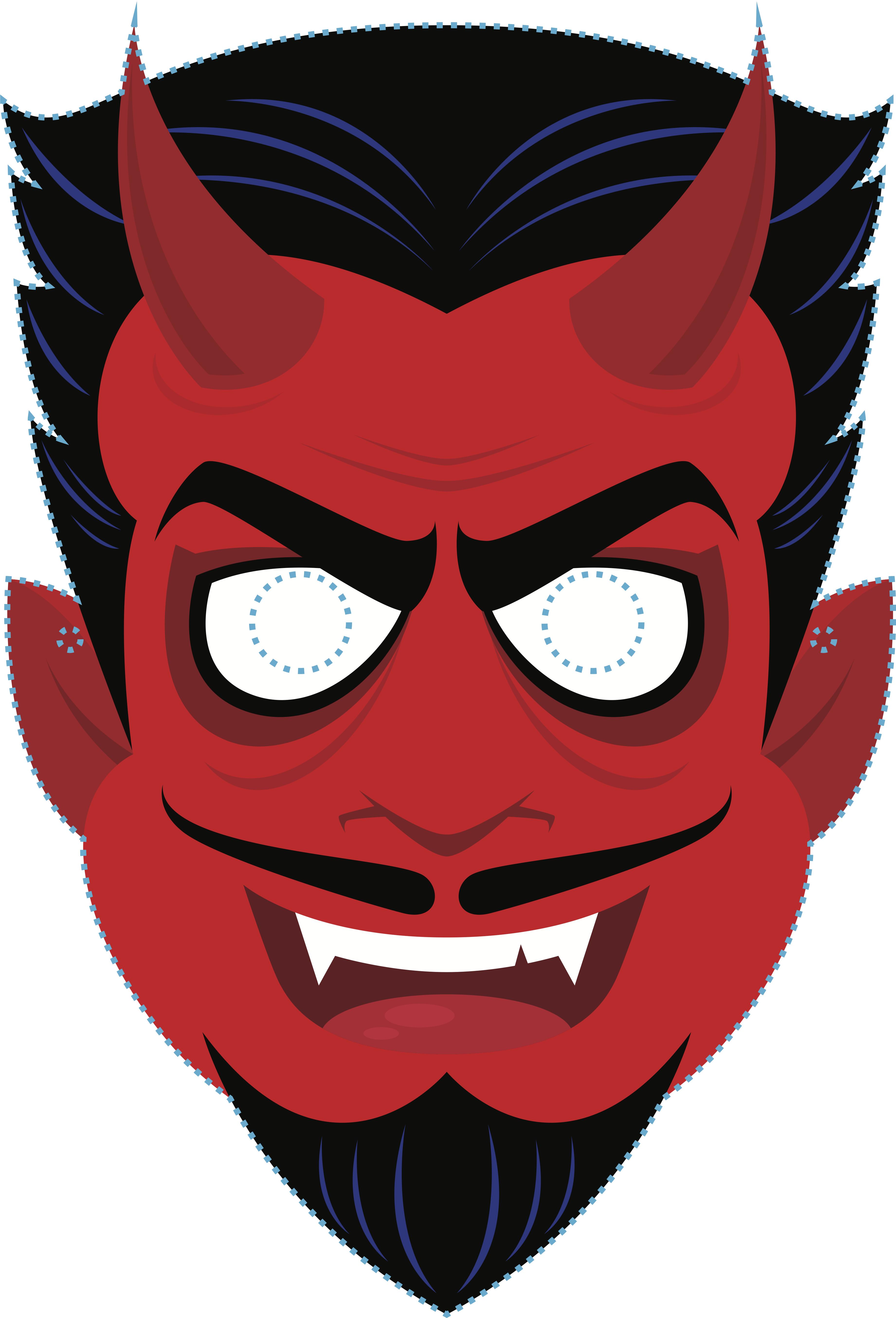 Printable Halloween Masks | Worksheet | Printable Halloween Masks - Free Printable Halloween Face Masks