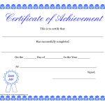Printable Hard Work Certificates Kids   Printable Certificate Of   Free Printable Honor Roll Certificates Kids