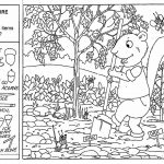Printable Hidden Pictures Worksheets | Activity Shelter   Free Printable Hidden Picture Puzzles For Adults