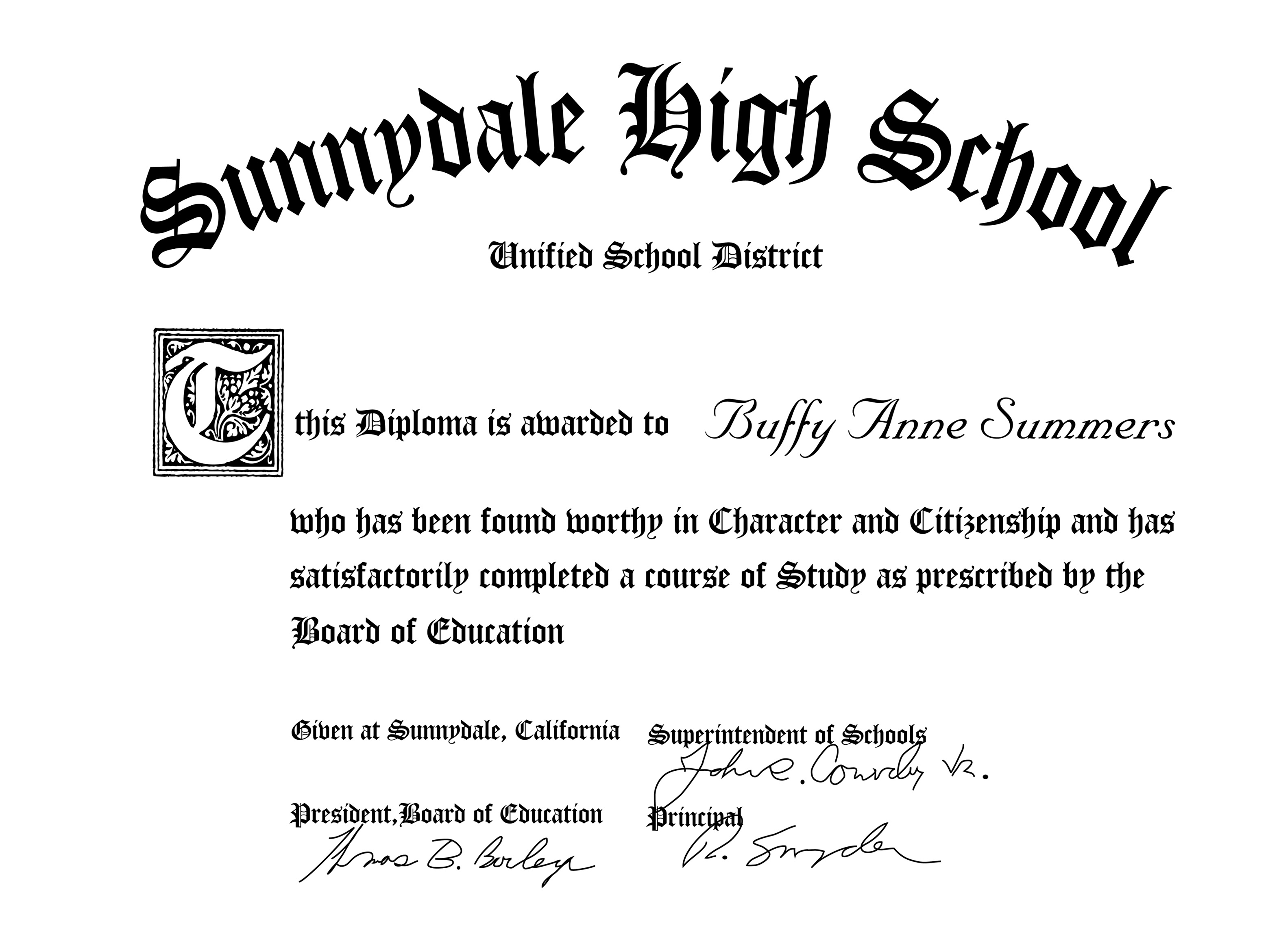 Printable High School Diploma - Kaza.psstech.co - Free Printable High School Diploma Templates