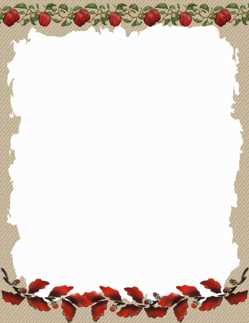 Printable Letterhead Borders Free Printable Stationery Templates - Free Printable Letterhead Borders