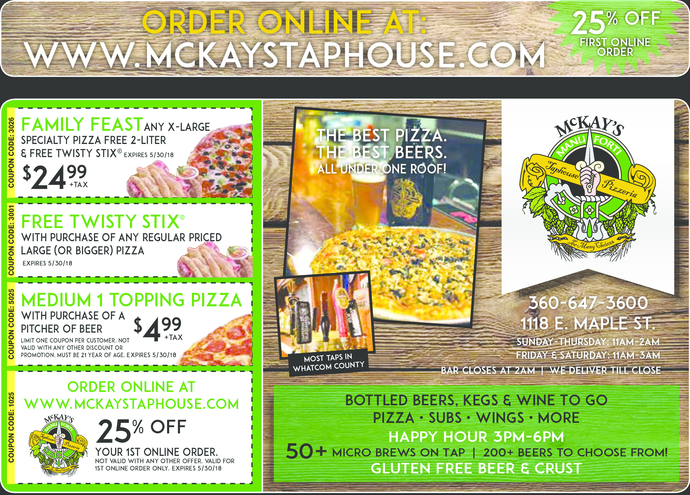 Printable Local Coupons, Free Restaurant Coupons Online - Hometown - Free Printable Beer Coupons