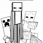 Printable Minecraft Coloring   Mob | Minecraft | Minecraft Coloring   Free Printable Minecraft Activity Pages