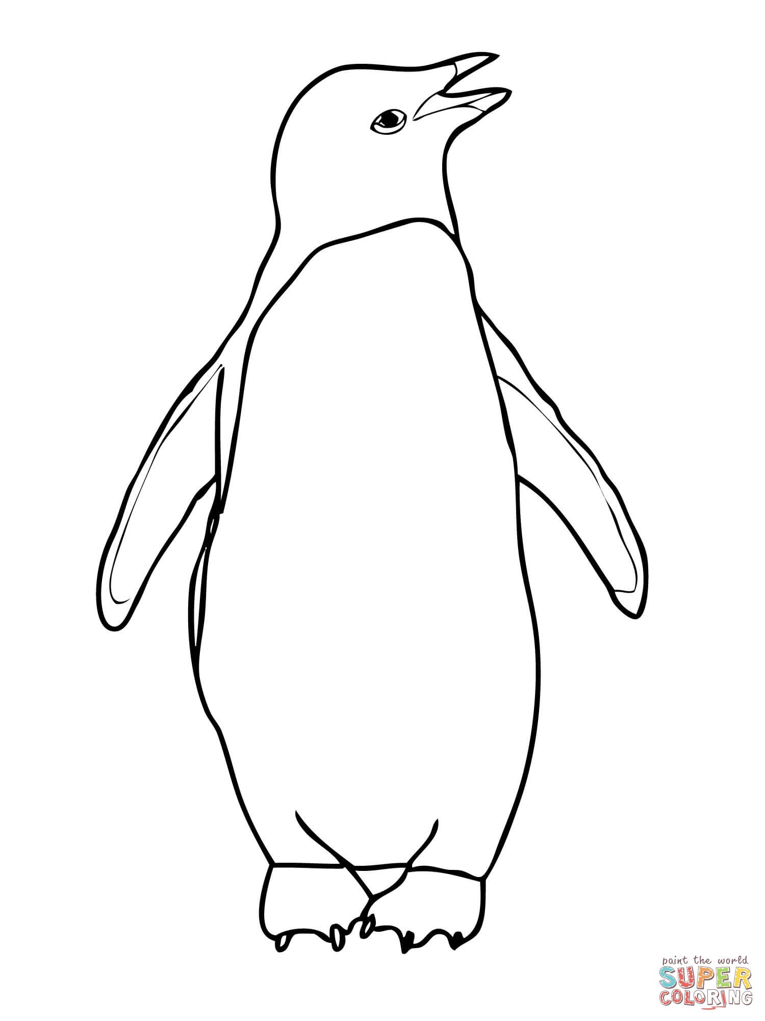 Printable Pictures Of Penguins Group With 84+ Items - Free Printable Penguin Books