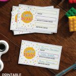 Printable Play Date Cards For Kids   Inspiration Made Simple   Play Date Invitations Free Printable