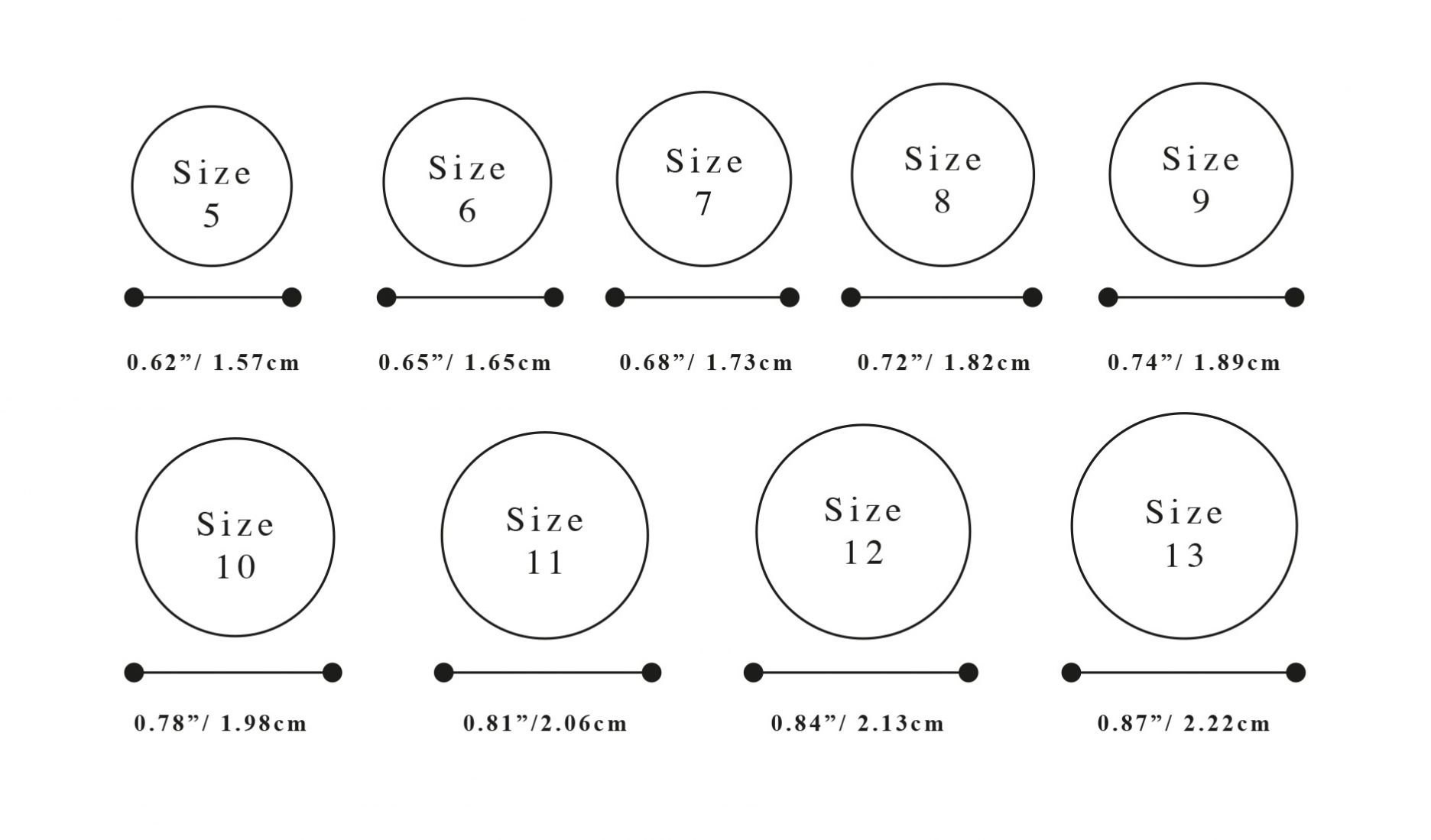 Printable Ring Sizer Chart (79+ Images In Collection) Page 1 - Free Printable Ring Sizer Uk