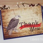 Printable Thank You Card Boy Scout Eagle Thank You Card | Etsy   Free Printable Eagle Scout Thank You Cards
