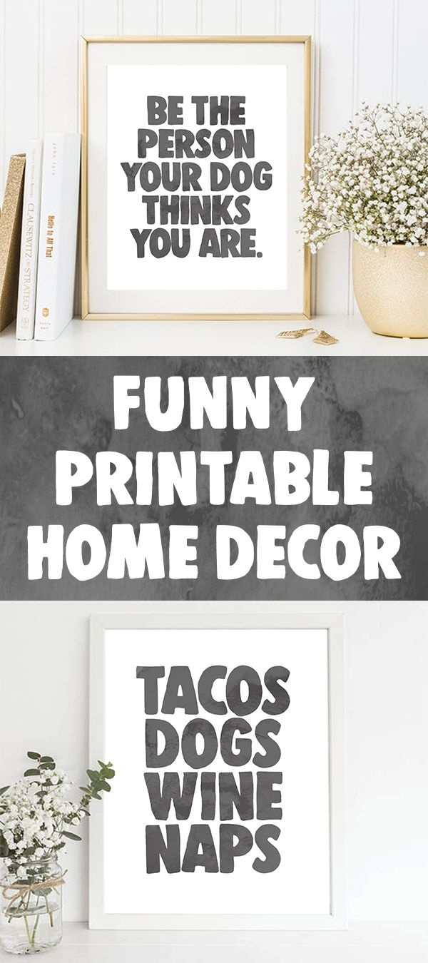 Printable Wall Art | Emerald And Mint Designs | Wall Art Quotes - Free Printable Funny Signs