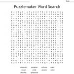 Puzzlemaker Word Search   Wordmint   Puzzle Maker Printable Free