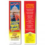 Red Ribbon Week   I Pledge To Be Drug Free! Bookmark   Free Printable Drug Free Pledge Cards