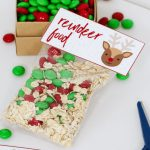 Reindeer Food   Free Christmas Printable Gift Bag   Bake Play Smile   Free Printable Christmas Food Labels