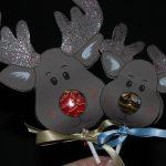 Reindeer Head Template. 16 Cardboard Deer Head Ideas Guide Patterns   Free Printable Reindeer Lollipop Template