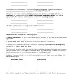 Renters Agreement Form   Docbgf31721   Roommate Agreement   Free Printable Roommate Rental Agreement