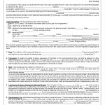 Residential Lease Agreement Template Free Download Blank Rental   Blank Lease Agreement Free Printable