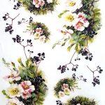 Rice Paper For Decoupage Scrapbooking Sheet Craft Vintage Garden   Free Printable Decoupage Flowers