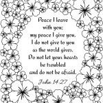 Ricldp Artworks (Ricldp) | Coloring Pages!!! | Bible Verse Coloring   Free Printable Bible Coloring Pages