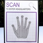 Scan To Enter Sign Printable Free | Free Printables   Scan To Enter Sign Printable Free