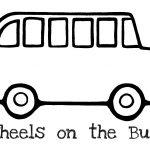 School Bus Templates   Kaza.psstech.co   Free Printable School Bus Template