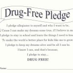 Screenyourteen | Advance Screening   Free Printable Drug Free Pledge Cards