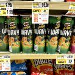Shoprite Shoppers  $3.00 Diet Snapple 6Pks + 3 Free Pringles Chips   Free Printable Pringles Coupons