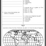 Social Studies & Science Morning Work, A Freebie, And A Sale   Social Studies Worksheets First Grade Free Printable