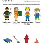 Social Studies Worksheet   Free Kindergarten Learning Worksheet For Kids   Social Studies Worksheets First Grade Free Printable