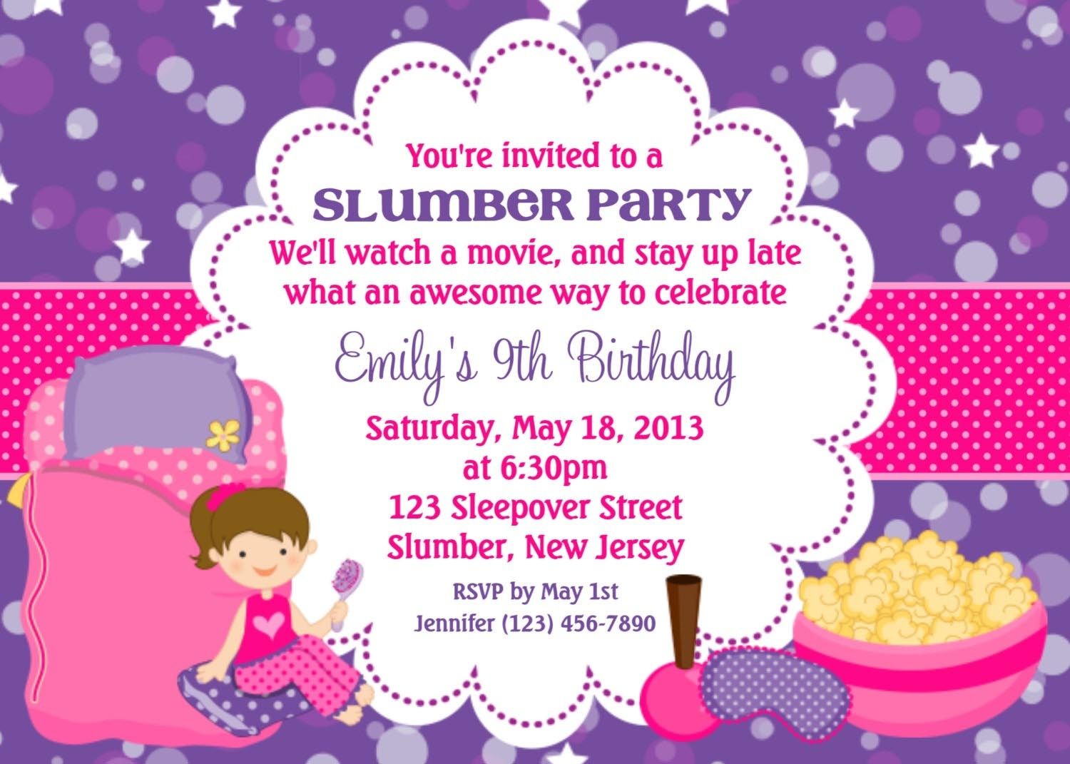 Spa Party Invitations Templates Free | Home Party Ideas - Free Printable Spa Party Invitations Templates