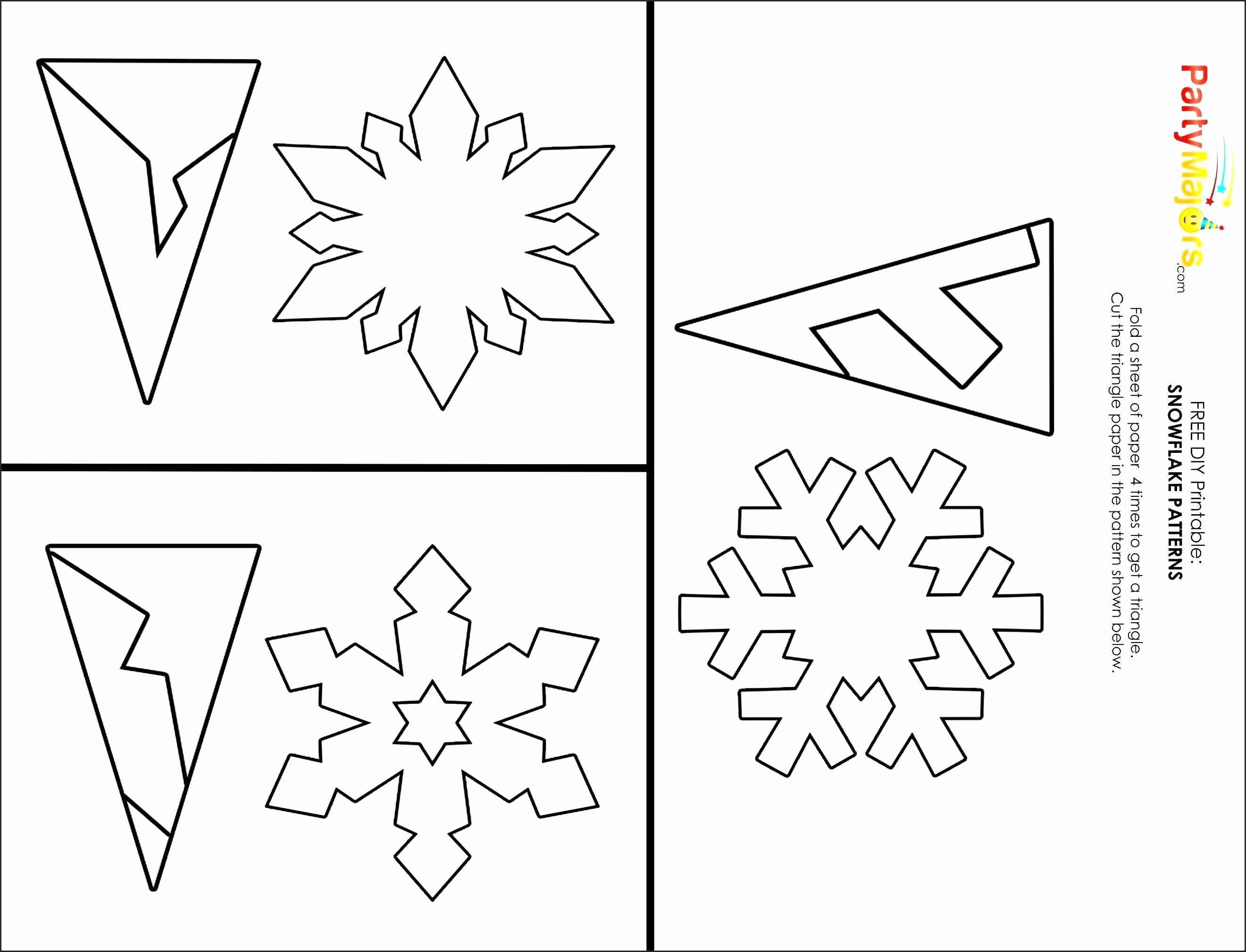 Star Wars Paper Snowflakes Lovely Printable Snowflake Cutouts 30 - Free Printable Snowflakes