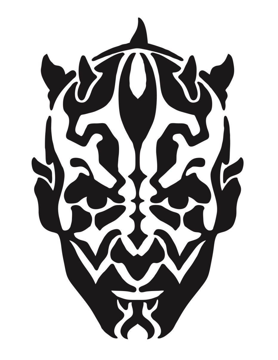 Star Wars Pumpkin Stencils Carving Pattern Outline Free Printable - Star Wars Pumpkin Stencils Free Printable