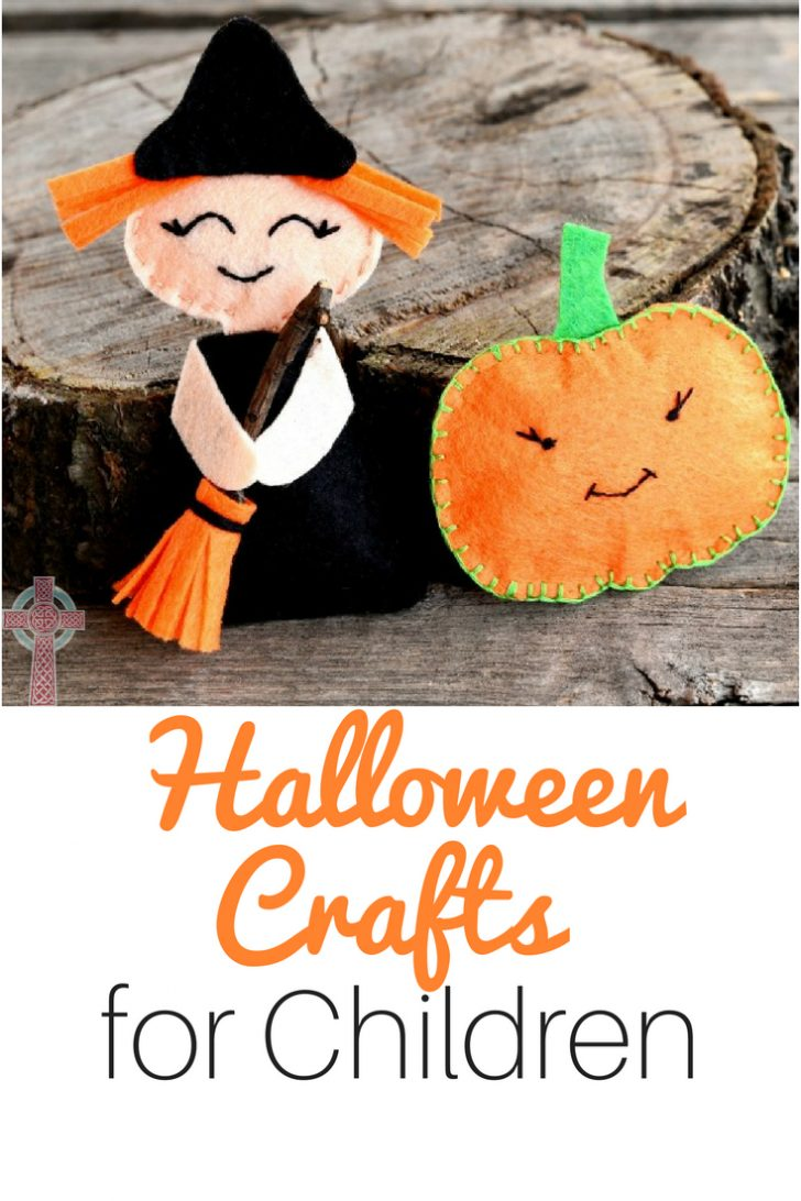 Halloween Crafts For Kids Free Printable