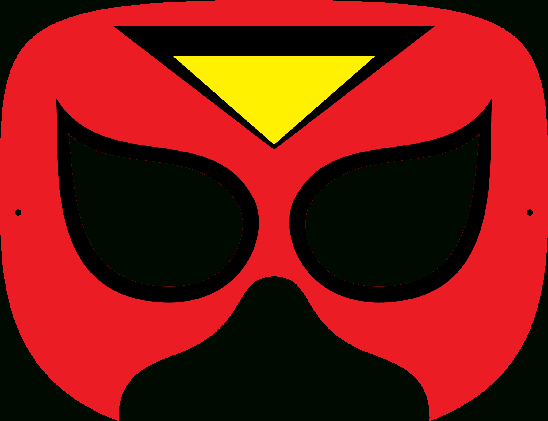 Superhero Mask Template | Free Download Best Superhero Mask Template - Free Printable Superhero Masks