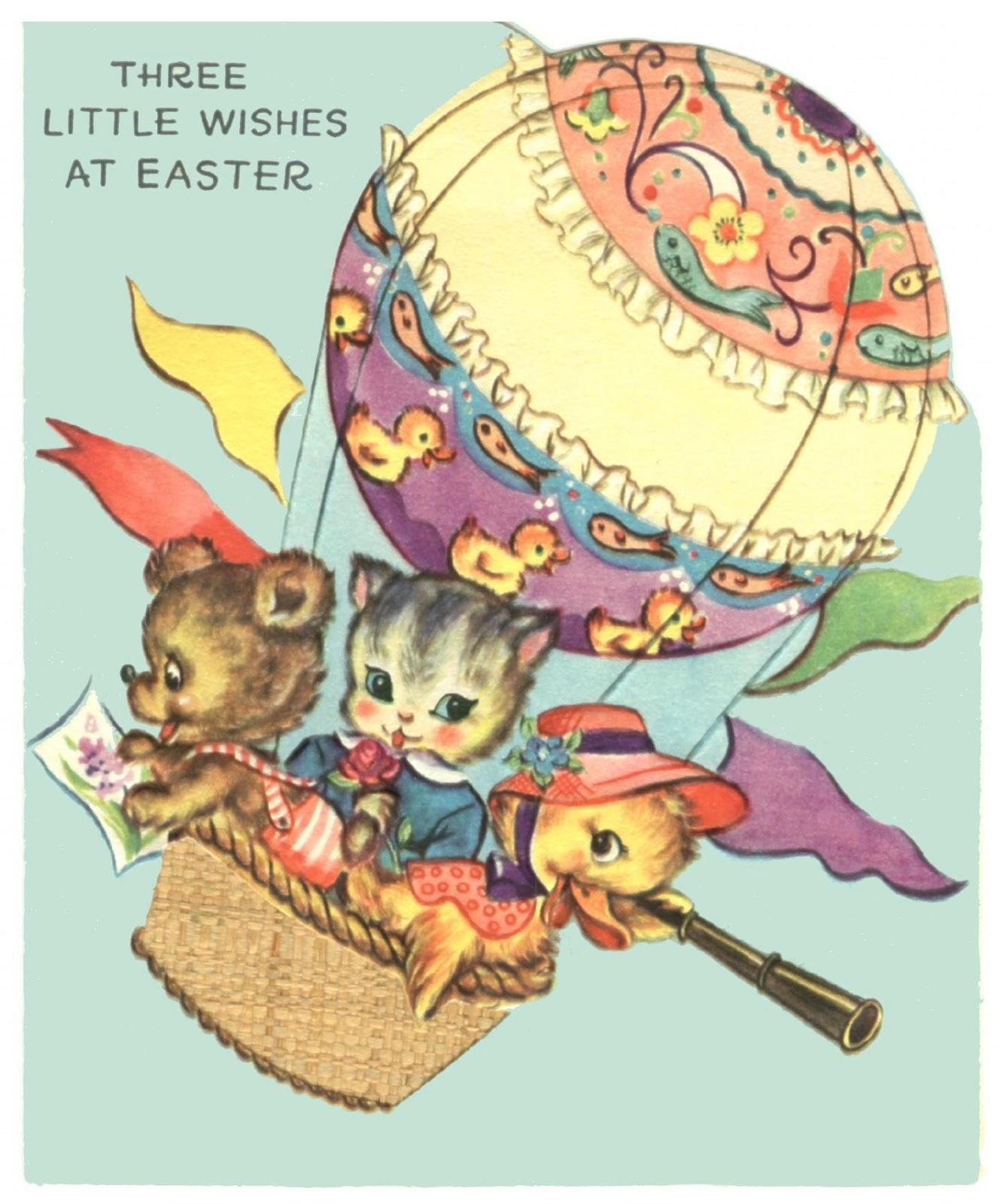 Sweet B. Revival Event Floral Design Wichita, Kansas: Free Printable - Free Printable Vintage Easter Images
