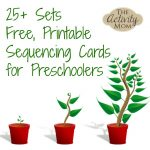 The Activity Mom – Sequencing Cards Printable – The Activity Mom – Free Printable Sequencing Cards