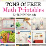 The Ultimate Collection Of Free Teacher Worksheets For Primary   Free Printable Preschool Teacher Resources