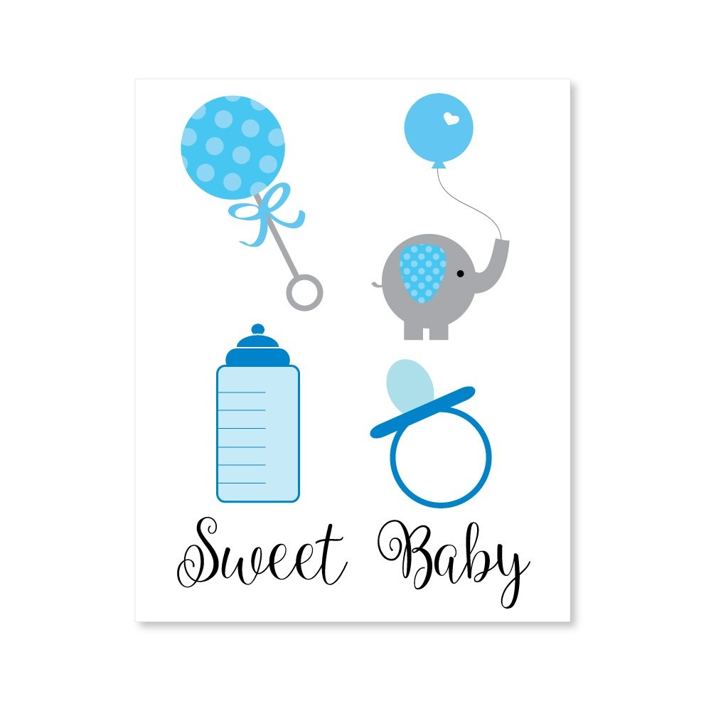 The Ultimate List Of Baby Shower Clip Art | Cutestbabyshowers - Free Printable Baby Shower Clip Art