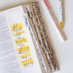 These Free Printable Bible Tabs Come In Two Fonts. Print Them On   Free Printable Bible Tabs