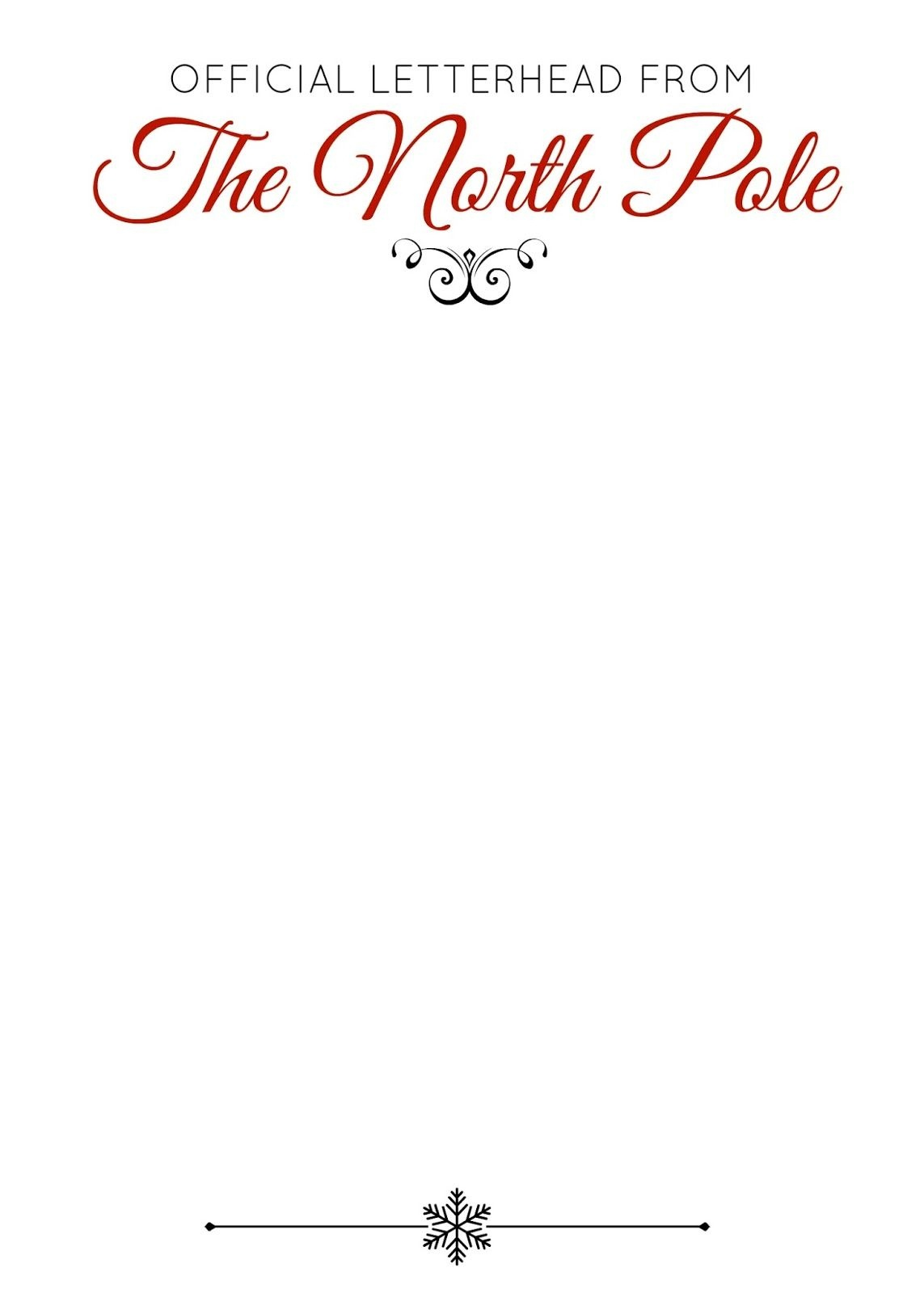 Trust Me, I'm A Mom: The Elf On The Shelf: Reinvented (Free - North Pole Stationary Printable Free