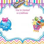 Updated - Free Printable Shopkins Birthday Invitation | Event - Shopkins Banner Printable Free