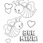 Valentines Coloring Pages - Happiness Is Homemade - Free Printable Valentines Day Coloring Pages